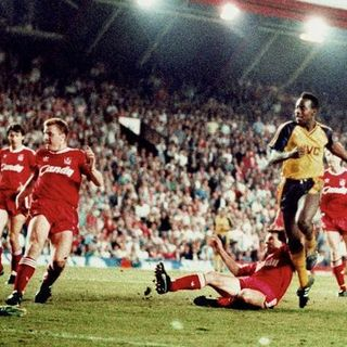 TRANSFER TIME TUNNEL: Arsenal 1989