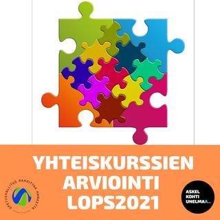 Osa 14: LOPS2021 oppiaineyhdistelmät ja arviointi