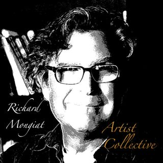 TSP116 - The Undefinable Spirit: Richard Mongiat and the big picture.