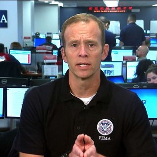 FEMA Head Dismissing Political Activist San Juan Mayor