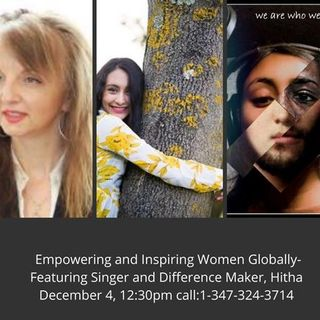 Empowering and Inspiring Women Globally- Difference Maker Hitha