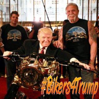 Bikers 4 Trump Live From Wisconsin
