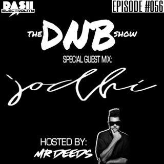 The DNB Show Episode 56 (special guest: Jodhi)