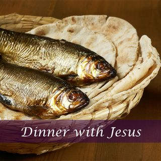 Dinner with Jesus - Eating with Pharisees and Prostitutes