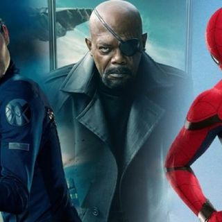 Do Spiderman Far From Home Happen In Another Reality? Episode 148 - Dark Skies News And information