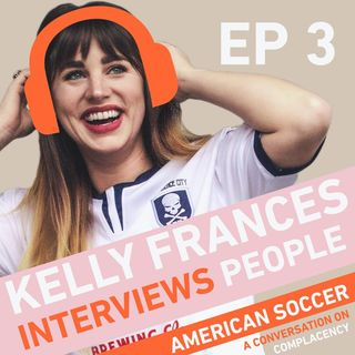 Kelly Frances Interviews People: Curtis Jenkins of Footie Mob on complacency