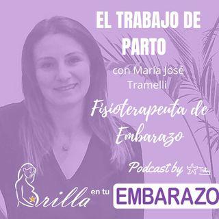 El trabajo de parto - con María José Tramelli