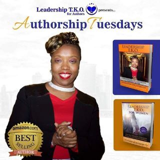 Leadership TKO™ for Authors: How To Get Over Writers Block
