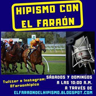 AQUÍ TU MICRO PROGRAMA HIPISMO CON EL FARAÓN SÁBADO 24112018