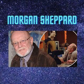 Morgan Sheppard