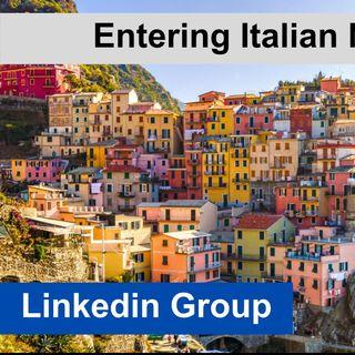 Entering Italian NPL Market