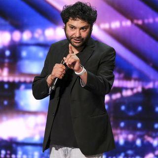 JTwJE Podcast-AGT Season 16 Special #8: Comedian Kabir Singh