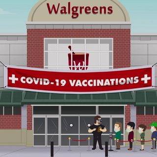 South Park's Vaccination Special!!