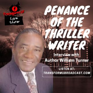 Episode 14: Penance of the Thriller Writer