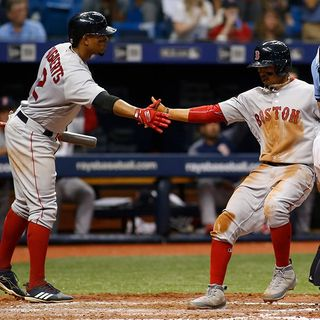 Red Sox Offense Off To Sluggish Start