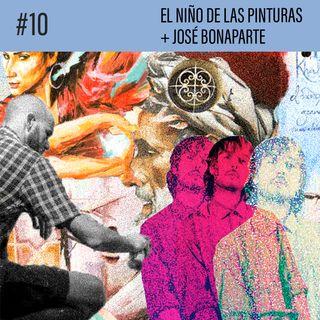La Tarasca - El Niño de las Pinturas + José Bonaparte (#10)