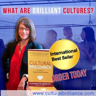 If We Change the Culture of Business, We Can Change the World with Claudette Rowley!