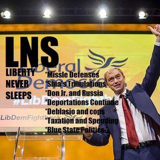 Liberty Never Sleeps 07/12/17 Show