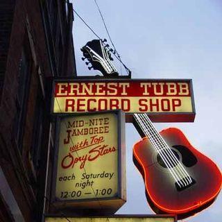 Around the World: Ernest Tubb Record Shop