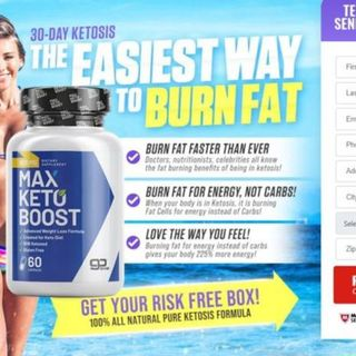 Max Keto Boost is a best weight loss sup