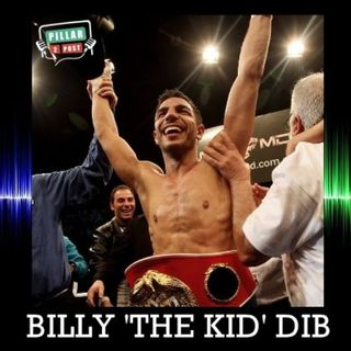 Episode 007: Billy 'The Kid' Dib