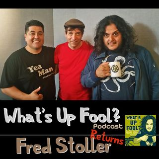 Ep 149 - Fred Stoller Returns