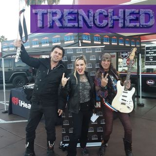 From South Florida to Las Vegas, it's Jimmi Ferris and Andrea Zattiero as the hard-rocking Trenched on The Mike Wagner Show!
