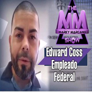 Edward Coss  en Exclusiva en TheMarkyMarcanoShow   Powered by TheMMStudios