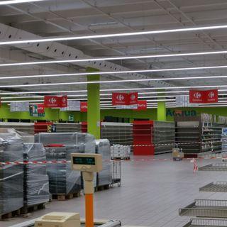 Carrefour spettrale: pochi giorni al cambio con Tosano. Mantenuti i posti di lavoro