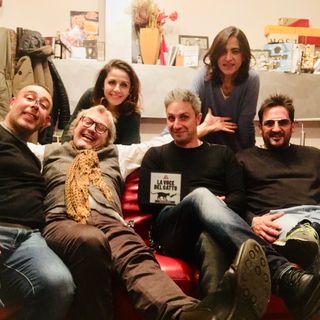 Andrea Pollione con Paolo Airoldi e Pietro Pizzi #SKATENABAND