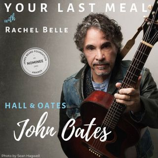 John Oates, Rib Eye Steak & Ice Cream