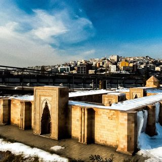 Aksaray, il Serraglio bianco di Cappadocia