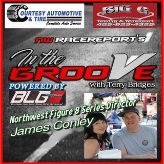 Ep#16-In the Groove w/NWF8 Series Director James Conley