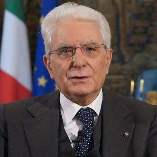 """Coronavirus, Mattarella chiede uno sforzo comune per rilanciare l'economia italiana: """"le risorse Ue sono un'occasione storica per noi"""""""