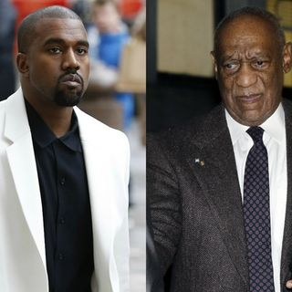 The fall of Cosby and awakening of Kanye West