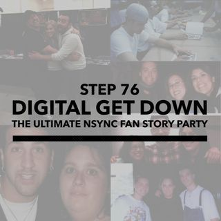 Digital Get Down: The Ultimate NSYNC Fan Story Party
