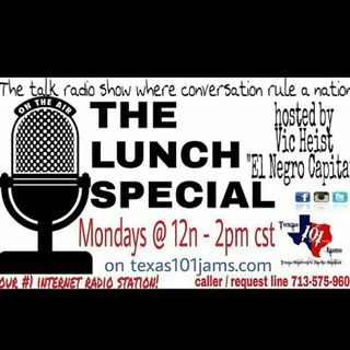Excerpt From The Lunch Special On Texas101Jams.com 3/21/16