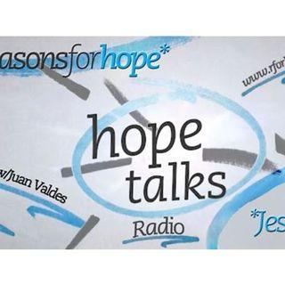 """""""Hope Talks"""" with Juan Valdes"""