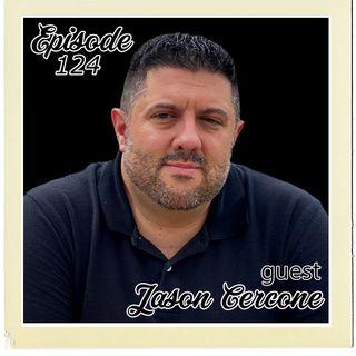 The Cannoli Coach: Pod Theory w/ Jason Cercone | Episode 124