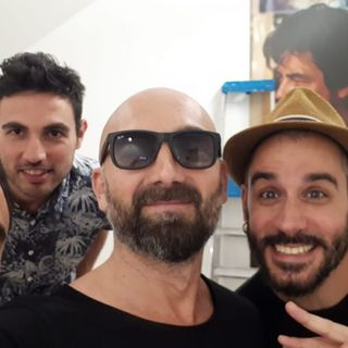 AvantPOP IV puntata summer edition_24giu2019_Crifiu-Uzeda-Pipitone-Editors