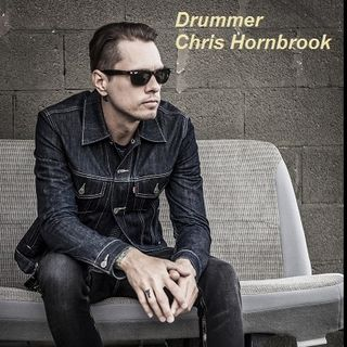 Hard Rock Drummer Chris Hornbrook