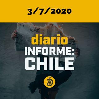 Resumen Diario: Que el racismo no se haga costumbre 3/8/2020