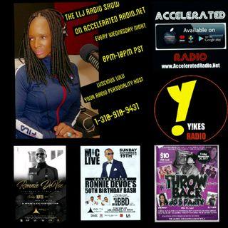 LLJ Radio Show 11/15/17