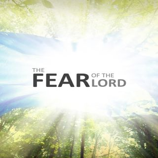 The Fear of the Lord - Morning Manna #2815