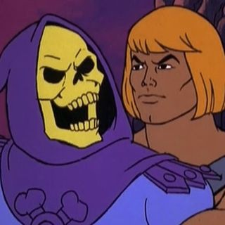 720 Seconds- He-Man