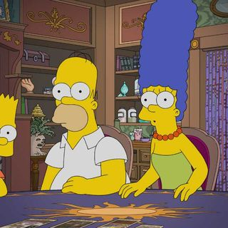 Subculture Film Review - THE SIMPSONS: THE GOOD, THE BART AND THE LOKI (2021)