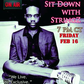Sit down with STRINGZ