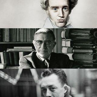 Paralelismo en Kierkegaard, Sartre, y Camus. Episodio 8 - Filosofía Cotidiana (el podcast)