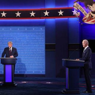 Trump vs Biden: Duello infuocato