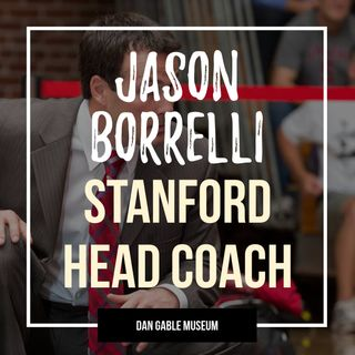 Stanford head coach Jason Borrelli - OTM553